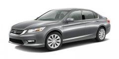 2015 Honda Accord Sedan EX-L with Navigation