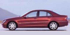 2002 Mercedes-Benz C-Class 4DR SDN