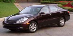 2002 Lexus ES 300 4DR SDN AT