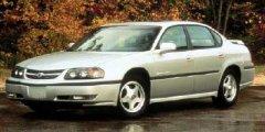 2000 Chevrolet Impala 4DR SDN
