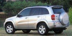 2005 Toyota RAV4 4DR 4WD AT