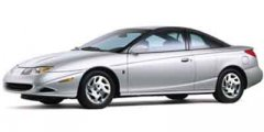 2001 Saturn SC 3dr 3DR CPE SC2 AT