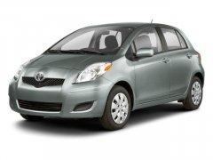 2010 Toyota Yaris 5DR LB AT (SE)