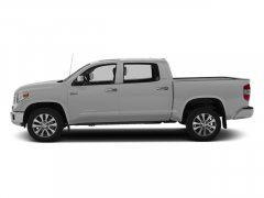 2014 Toyota Tundra 4WD Truck CrewMax 5.7L FFV V8 6-Spd AT LTD 5.7 L V