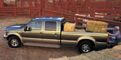 2003 Ford Super Duty F-250 Lariat 7.3L V 8
