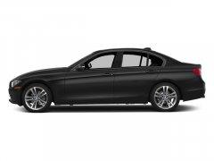 2014 BMW 3 Series 4dr Sdn 320i RWD