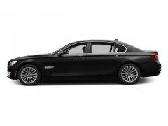 2015 BMW 7 Series 4dr Sdn 740Ld xDrive AWD