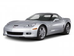 2011 Chevrolet Corvette Z16 Grand Sport w/3LT
