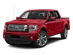 2013 Ford F-150  3.5L V 6