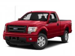 2014 Ford F-150 XL 2WD 5.0 L V 8