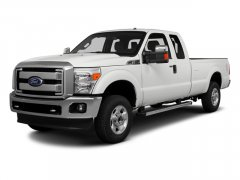 2014 Ford Super Duty F-250 SRW XLT 4WD 6.7 L V 8