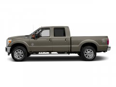 2015 Ford Super Duty F-250 SRW LARIAT 4WD 6.2 L V 8