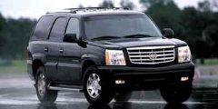 2003 Cadillac Escalade 4dr 2WD