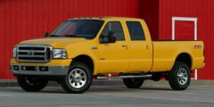 2005 Ford Super Duty F-350 SRW  6.0L V 8