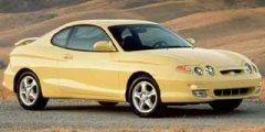 2001 Hyundai Tiburon