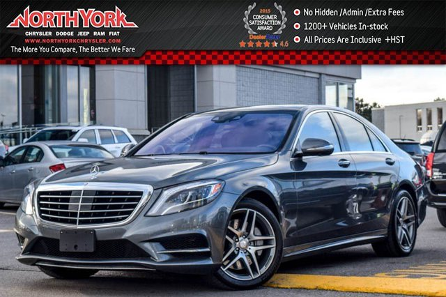 Used 2016 Mercedes-Benz S 550 in Thornhill,ON