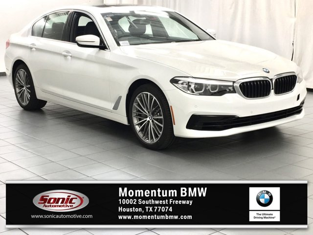 2020 BMW 540i