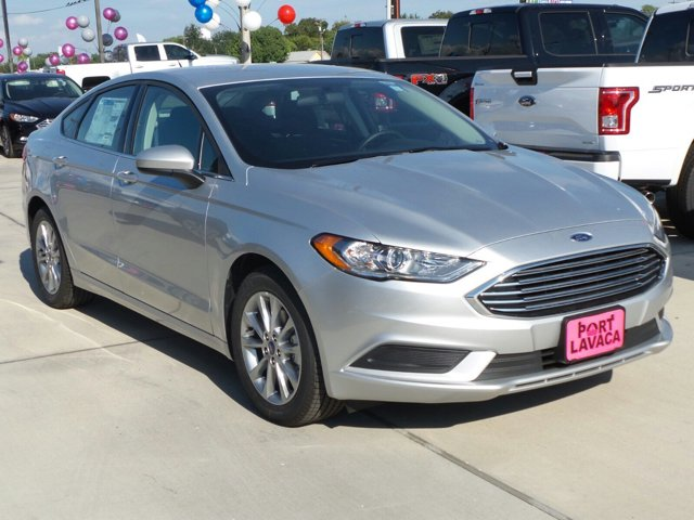 2017 Ford Fusion