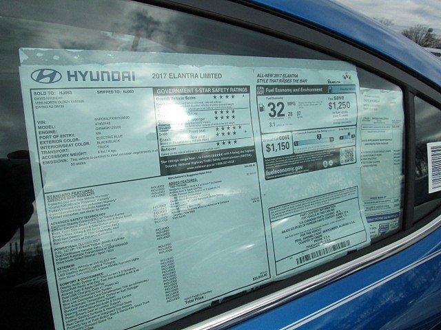 2017 Hyundai Elantra - Listing ID: 165770445 - View 15
