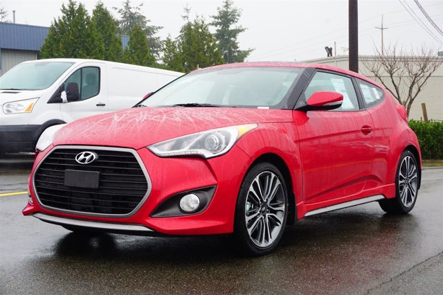 2016 Hyundai Veloster