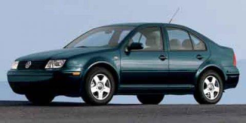2002 Volkswagen Jetta Sedan