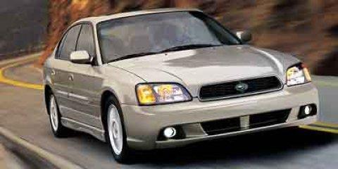 2003 Subaru Legacy Sedan