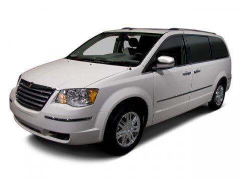 2010 Chrysler Town  Country Touring Front Wheel Drive Power Steering 4-Wheel Disc Brakes Alumin
