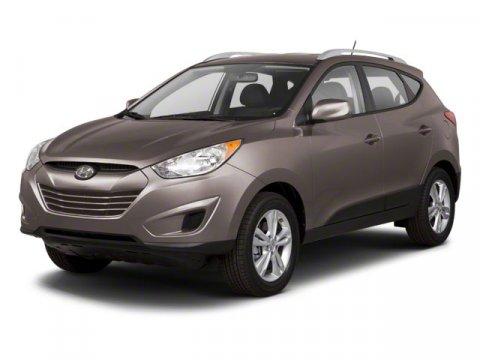2012 Hyundai Tucson  All Wheel Drive Power Steering 4-Wheel Disc Brakes Aluminum Wheels Tempora