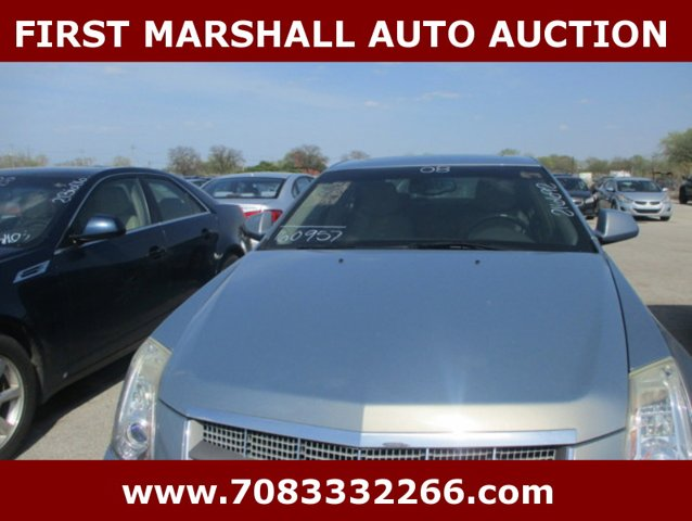2008 cadillac cts for sale in harvey