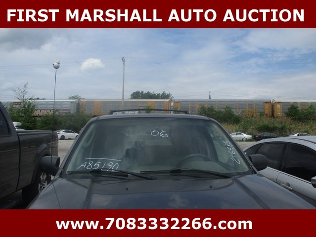 2006 ford escape for sale in harvey