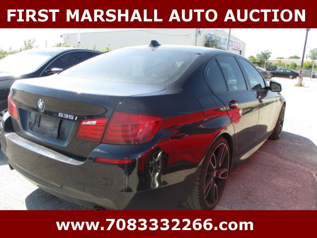 2013 bmw 5 series for sale in harvey
