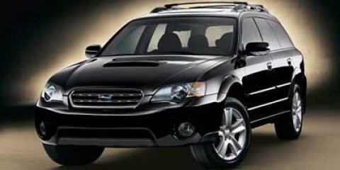 2005 Subaru Legacy Wagon Outback R VDC Ltd