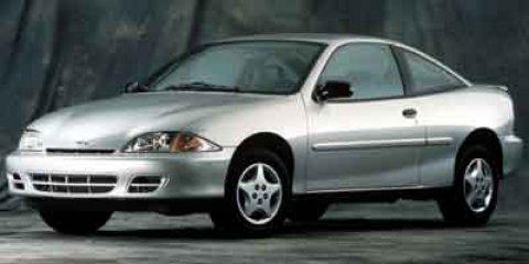 2002 Chevrolet Cavalier 2DR CPE