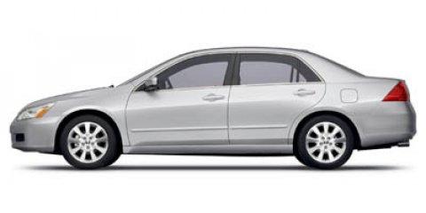 2007 Honda Accord Sdn EX-L