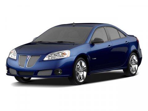 2009 Pontiac G6 with 1SA *Ltd Avail*