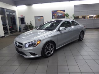 2014 Mercedes-Benz CLA250 Premium Sedan