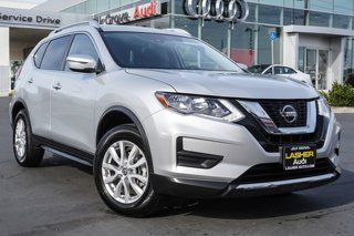 Used 2020 Nissan Rogue FWD SV Sport Utility