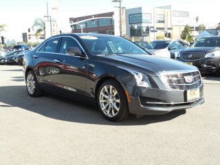 Used 2017 Cadillac ATS Sedan 4dr Sdn 2.0L Luxury RWD