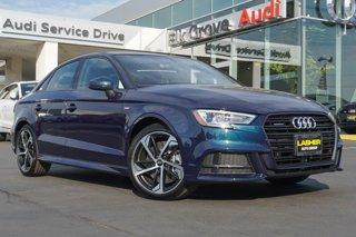 New 2020 Audi A3 Sedan S line Premium 45 TFSI quattro 4dr Car