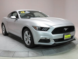 Used 2015 Ford Mustang 2dr Fastback V6
