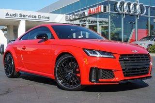 New 2020 Audi TTS 2.0 TFSI quattro 2dr Car