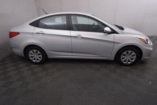 Used 2017 Hyundai Accent SE Sedan Auto