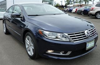 New 2016 Volkswagen CC 4dr Sdn DSG Sport PZEV 4dr Car