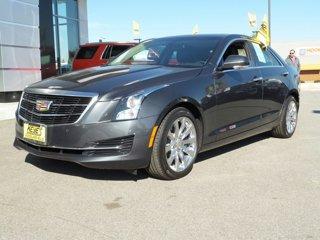 Used 2017 Cadillac ATS Sedan 4dr Sdn 2.0L Luxury RWD