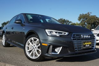New 2019 Audi A4 Premium Plus 45 TFSI quattro 4dr Car