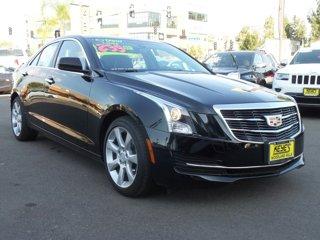 Used 2016 Cadillac ATS Sedan 4dr Sdn 2.0L Standard RWD