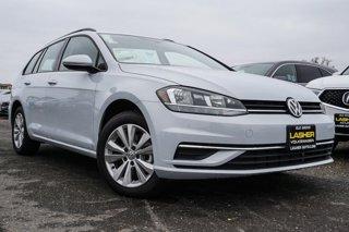 New 2019 Volkswagen Golf SportWagen 1.8T S Auto 4MOTION Station Wagon