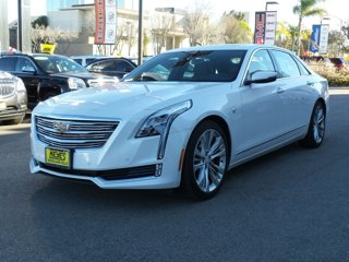 Used 2016 Cadillac CT6 Sedan 4dr Sdn 3.0L Turbo Platinum AWD