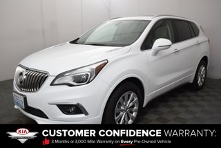Used 2018 Buick Envision AWD 4dr Essence Sport Utility