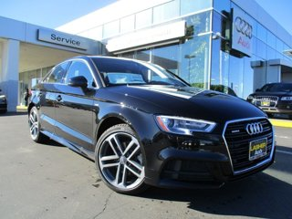 New 2017 Audi A3 Sedan 2.0 TFSI Premium Plus quattro AWD 4dr Car